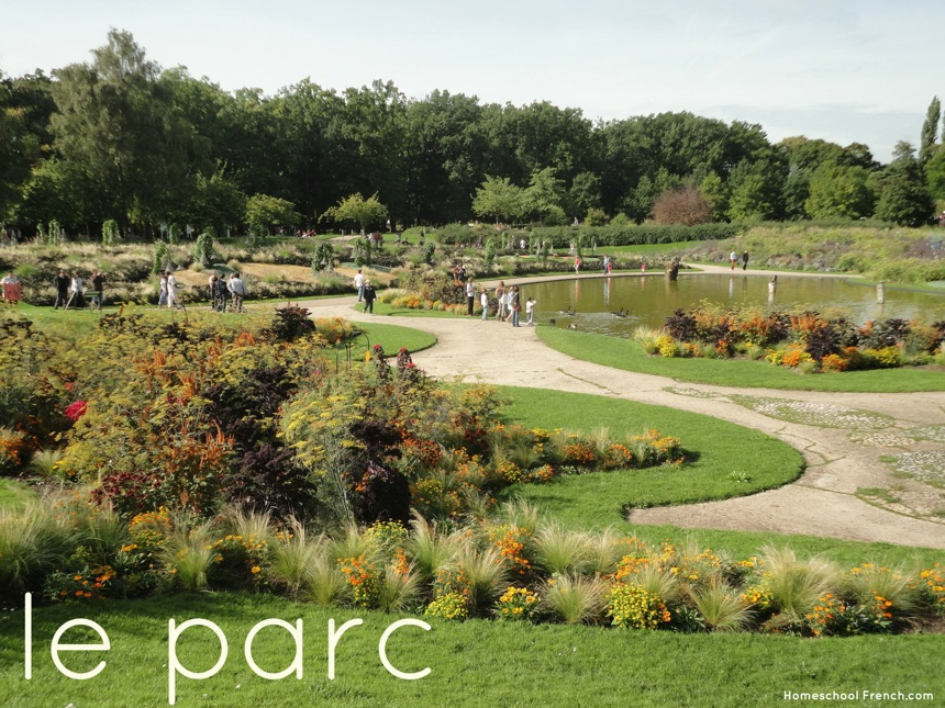 My Favorite Park in Paris Parc Floral de Paris 3