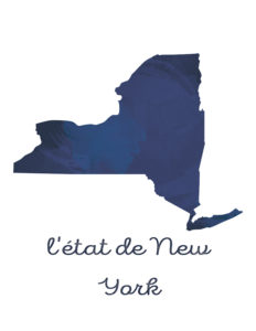 l'état de New York
